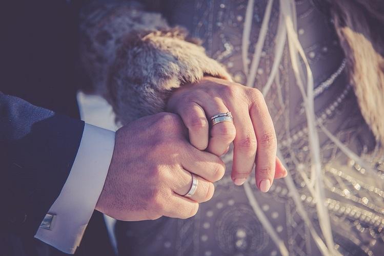 指輪 既婚者