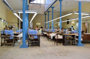 工場の従業員