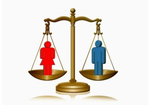 平等 天秤