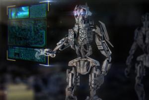 AIのイラスト作成イメージ