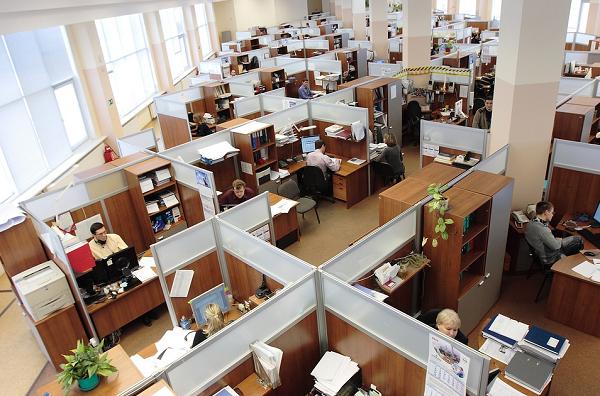 大企業 オフィス