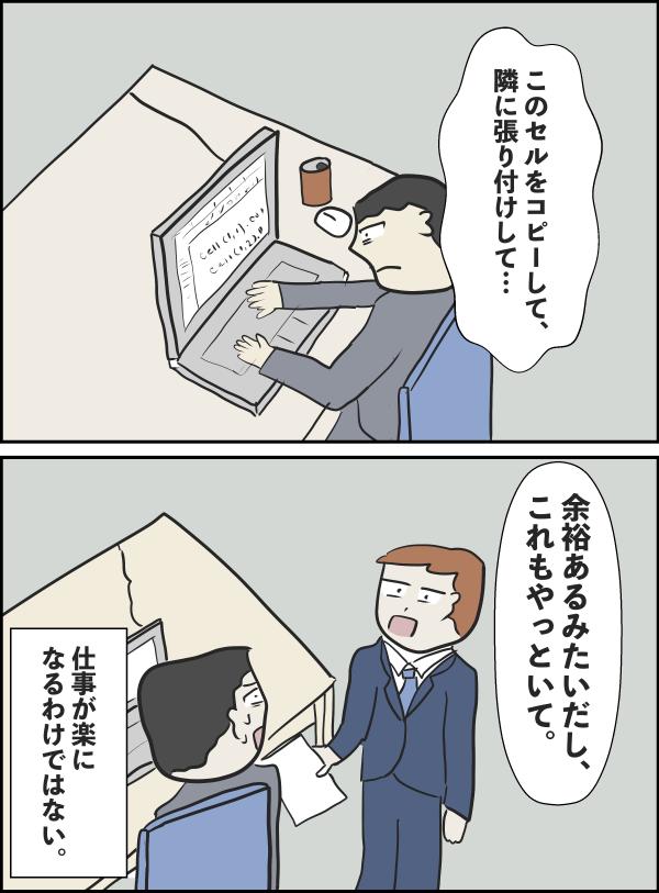 一時間前に出社して、プログラミングをしていた(エクセルVBA)